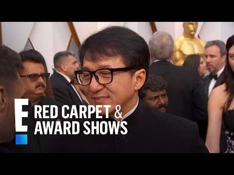 "Jackie Chan ""Never Thought"" He Would Get an Oscar 