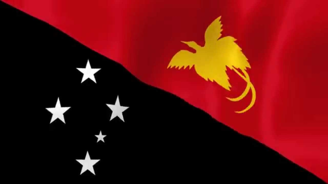 Papua New Guinea National Anthem - O Arise, All You Sons (Instrumental)
