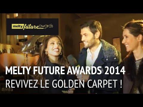 melty Future Awards 2014, revivez le Golden Carpet !