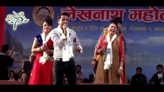live dohori | khuman adhikari & Ramila neupane | बबाल दोहोरी | NEW HD
