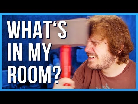 What's In My Room? - Copy Space