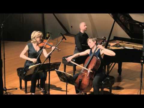 "Trio Solisti: Beethoven Piano Trio in B-flat Major, Op. 97 ""Archduke"" - First movement"
