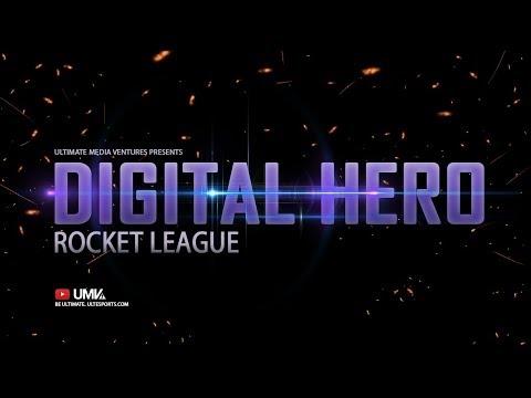 Digital Hero: Rocket League