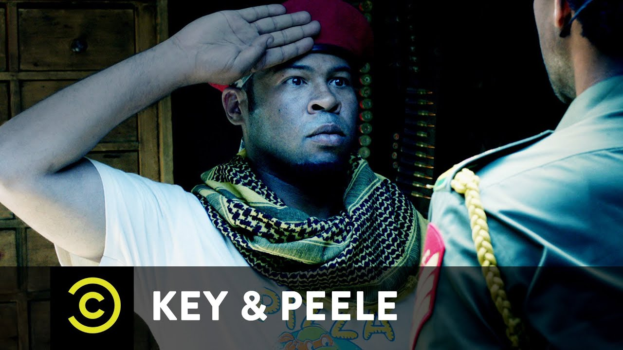 Dating a biracial guy key and peele