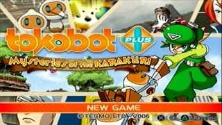 Let's Play ~Tokobot Plus: Mysteries of the Karakuri~ [Part 001] Toko-Tutorial