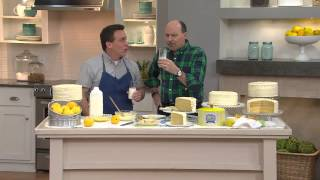 "Smith Island Baking Company 9"" 10-layer Lemon Cream Cake With Jill Bauer"