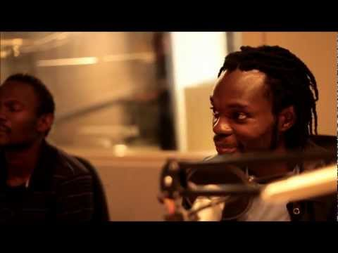 Interview With Kingsley & Phila On A Dutch Radio Station Called Grootnieuwsradio