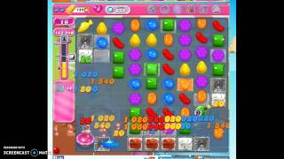 Candy Crush Level 855 help w/audio tips, hints, tricks
