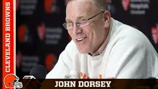 Does John Dorsey Deserve to be Executive of the Year? | Cleveland Browns