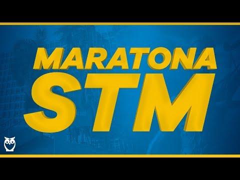 Maratona Concurso STM - + 9h de Aulas Gratuitas