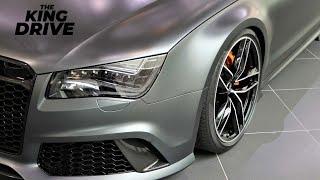 Уникальная Audi RS8 обновленный Mitsubishi Pajero Sport и Audi SQ7, моторы BMW для...
