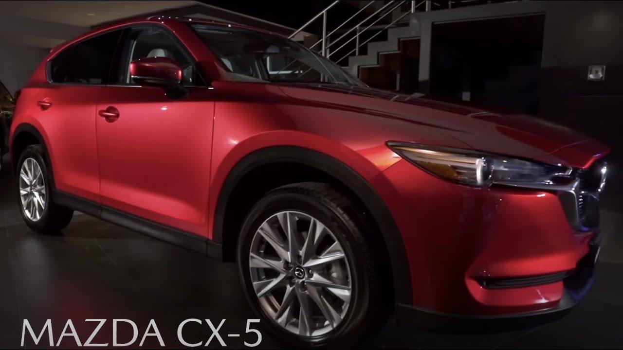 Una SUV con excelente desempeño | Mazda CX-5