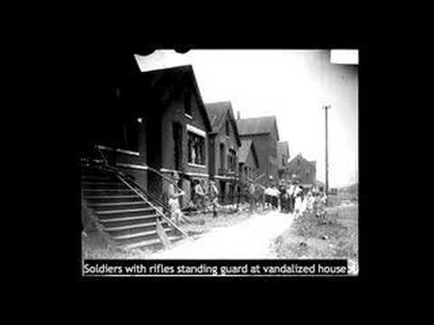 going to chicago 1919 race riots