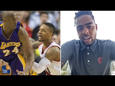 D'Angelo Russell Tells The Story of When Damian Lillard and Kobe Bryant 'Welcomed Him to The NBA'