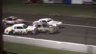 Benton County Speedway IMCA Hobby Stock Championship Feature
