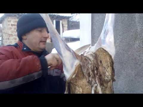 Как разделать козла на мясо