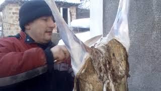 Как зарезать козла, чтобы мясо не воняло