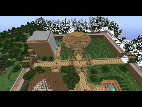 ОТКРЫТИЕ моего сервера MineCraft 1.7.2 ip 217.106.106.66:25619