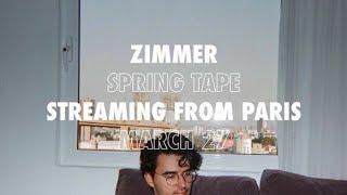 ZIMMER - Spring Tape