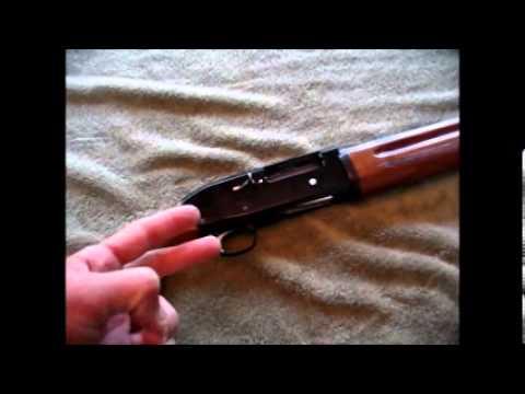 Ithaca model 300 12 gauge shotgun review