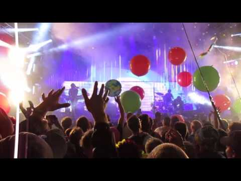 The Flaming Lips - Race For the Prize - Glastonbury Festival - 26.06.17