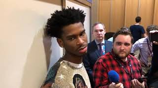 Thunder: Gilgeous-Alexander on loss to Spurs