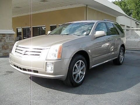 2004 cadillac srx v8 start up engine and in depth tour. Black Bedroom Furniture Sets. Home Design Ideas