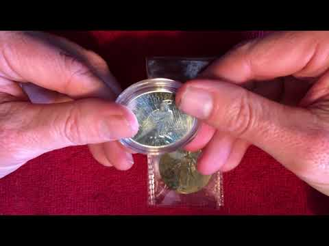 Lessons Learned At A Coin Show