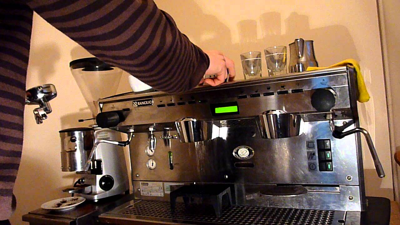 Electronic Rancilio Coffee Machine For Sale my lovely 2 group rancilio classe 8 for sale soon soon