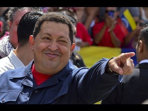 Venezuela Announces the Death of Hugo Chavez