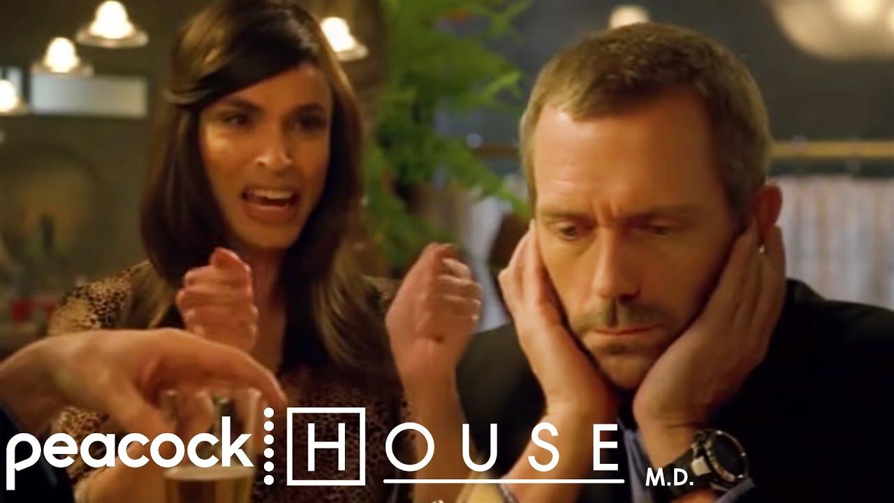 House's Date Crash Backfires | House M.D.