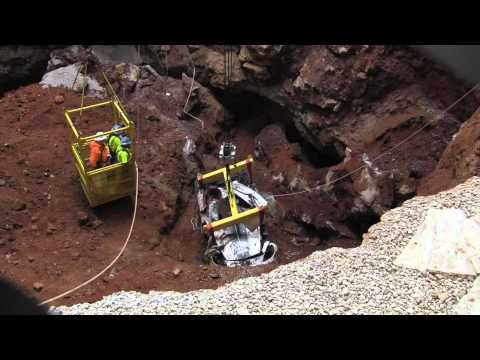 Corvette Museum Sink Hole Disaster & Recovery
