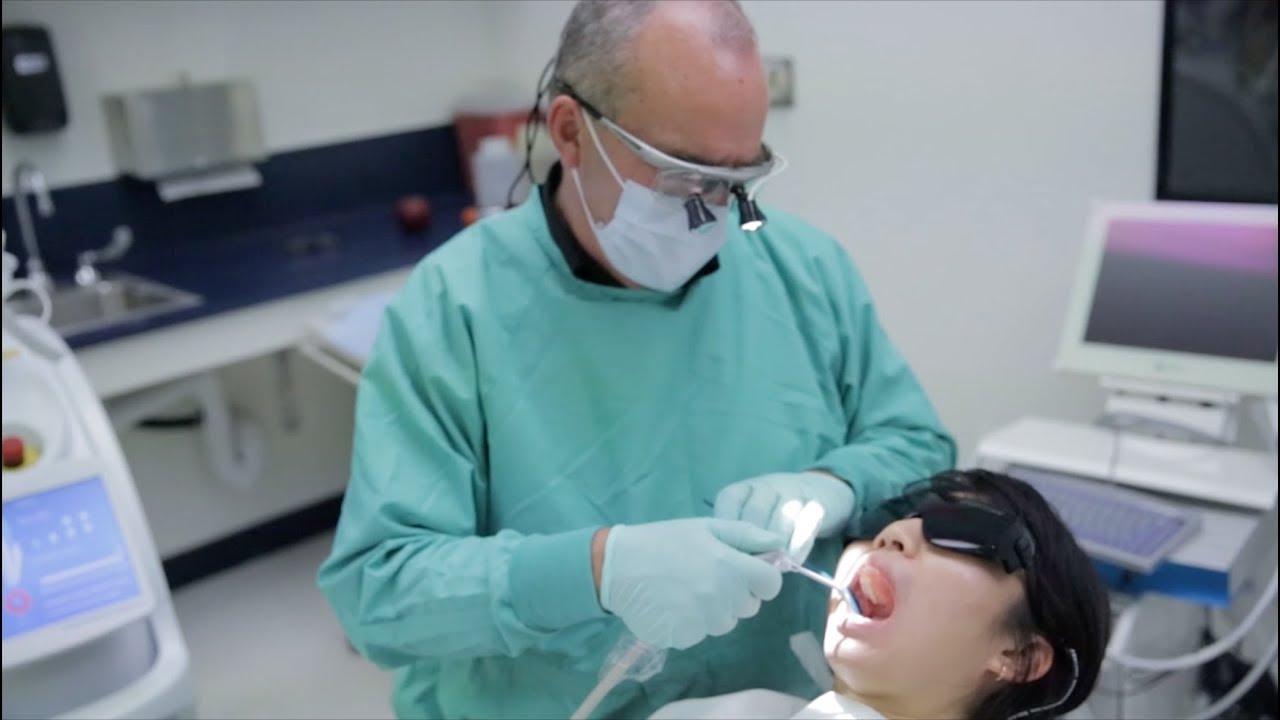 Painless Dental Lasers Can Render Teeth Cavity-Resistant