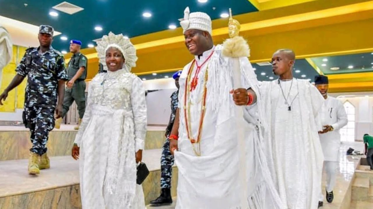 Download OONI OF IFE STORMS ESTHER AJAYI GRAND OPENING AND DEDICATION OF LOVE OF CHRIST GENERATION CHURCH