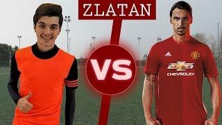قلدت أصعب أهداف زلاتان إبراهيموفيتش | سويت دبل!! | Football Challenges