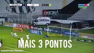 CSA X PONTE PRETA / Sexta 12 Out 18