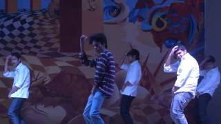 Best dance to perform On Stage | Funny Dance on song Aunty no.1 (Govinda) |