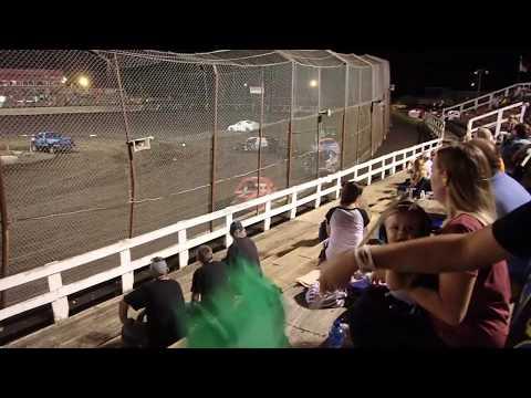 Macon Speedway Hornet Heat September 28 2019