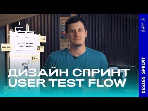 Дизайн-Спринт 2.0 / Упражнение: User Test Flow