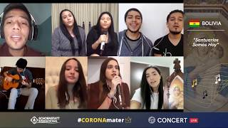 "CONCERT - Bolivia: ""Santuarios somos hoy"""