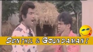Senthil & Goundamani Comedy -5 : Kattabomman Movie