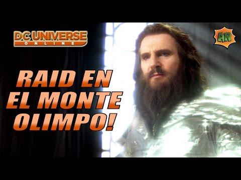 DCUO: OLYMPUS RAID (Full Run) | Amazon Fury III | Celestial DPS POV