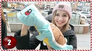 Got a Squirtle Costume for my Cat 😻 Vlogmas Day 2