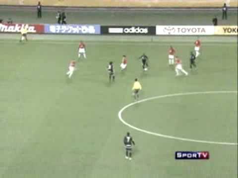 Os melhores momentos de Manchester United 1 x 0 LDU, pela final do Mundial de Clubes 2008 Gol de Rooney