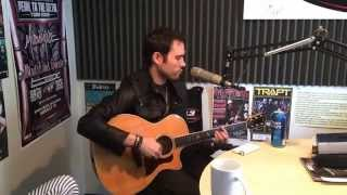 "Exclusive Trapt Acoustic Performance: ""Who"