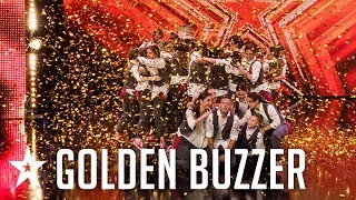 Transform Crew win the fourth GOLDEN BUZZER│Supertalent 2019│Auditions