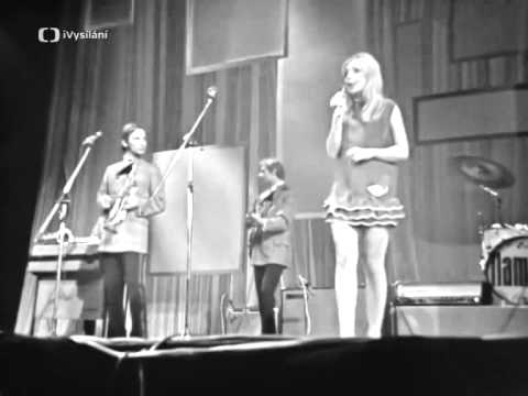 1968 Hana Zagorová - Prý jsem zhýralá - live