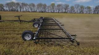 Wingfield American Harrow Cart