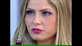 Vídeo íntimo da ex-BBB Renata vazou na internet