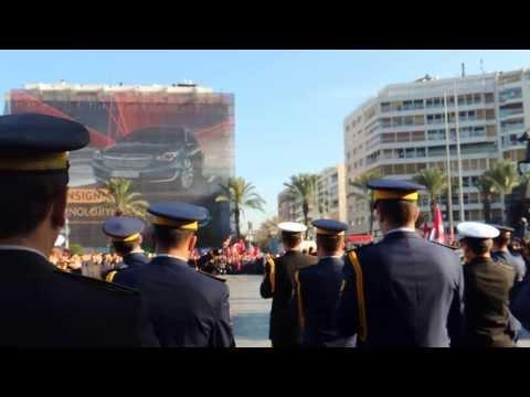 10 Kasım 9:05 İzmir Cumhuriyet Meydanı